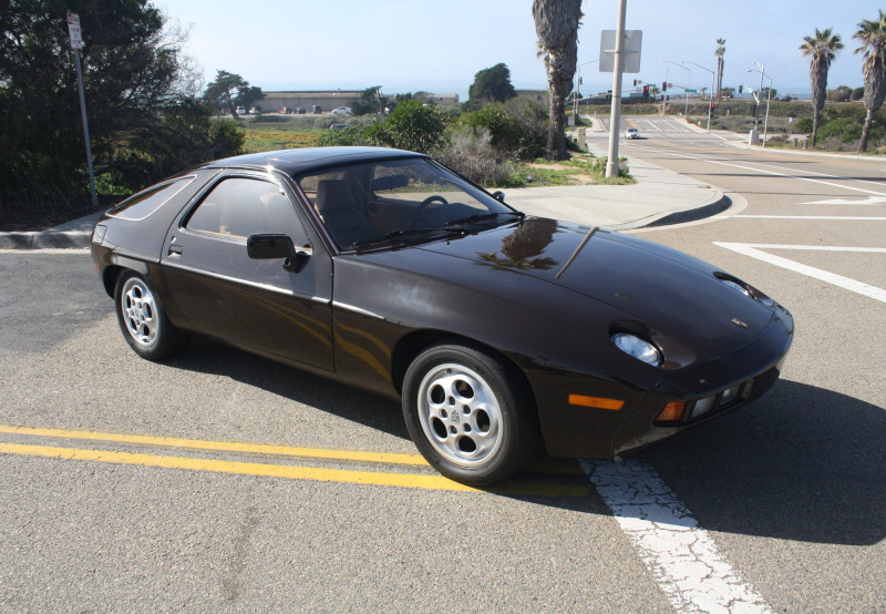 1981 porsche 928 owners manual