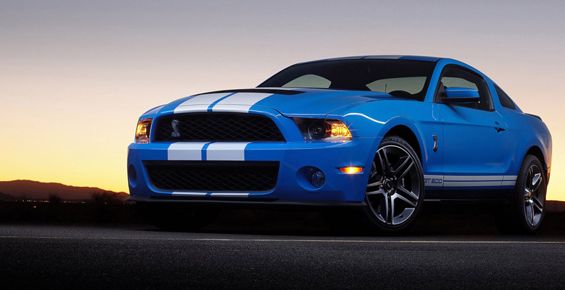 2010 ford mustang gt owners manual