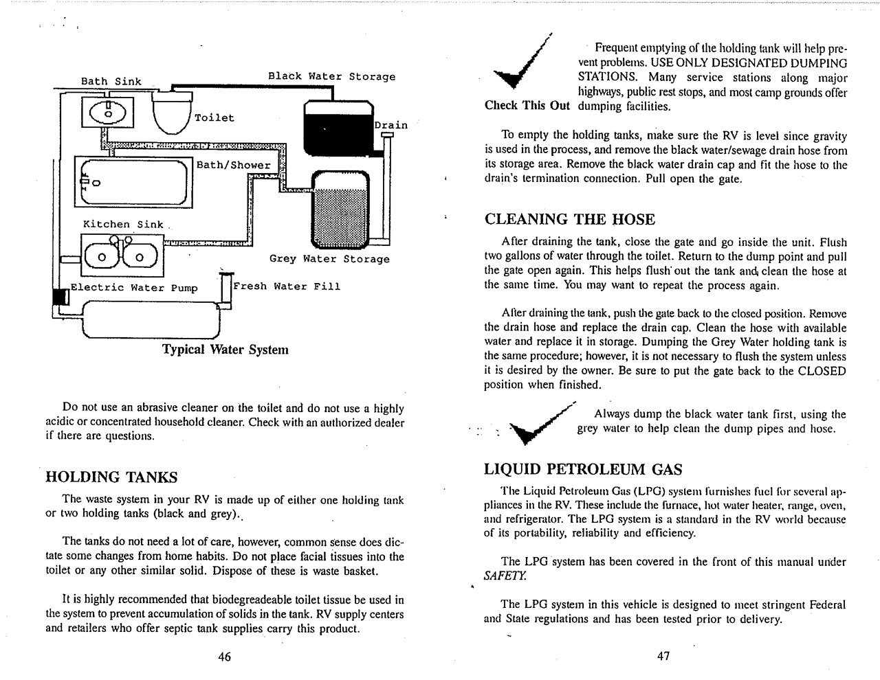 four winds rv owners manual