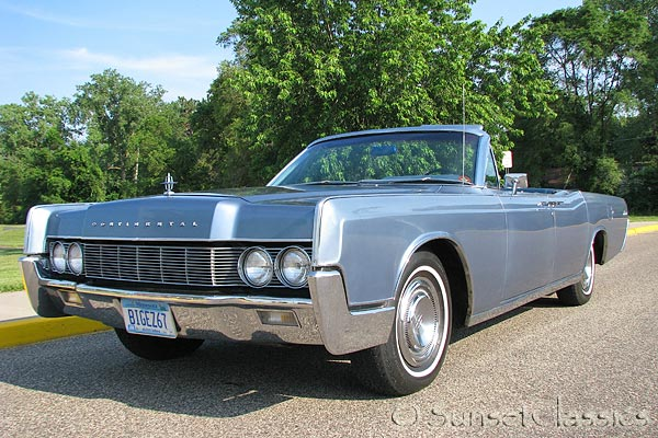 1964 lincoln continental owners manual pics
