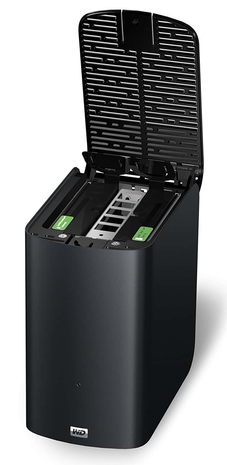 wd my book live duo user manual
