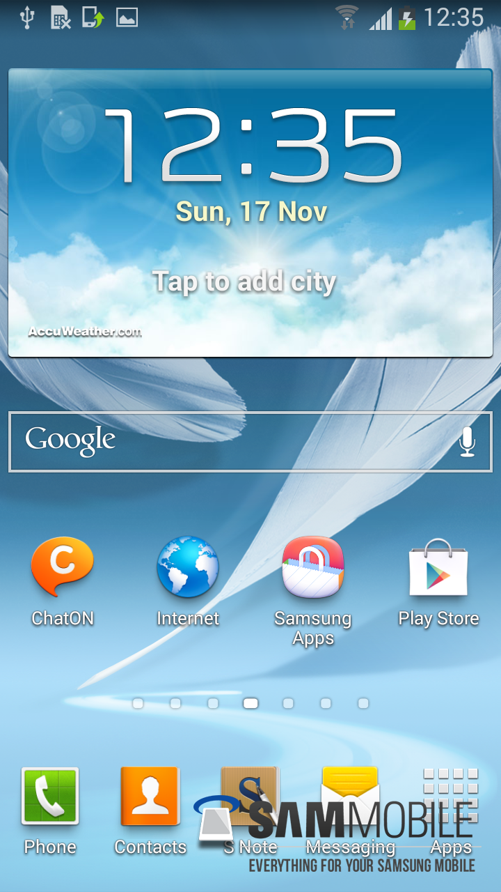 how to update note 2 to 4.4 manually