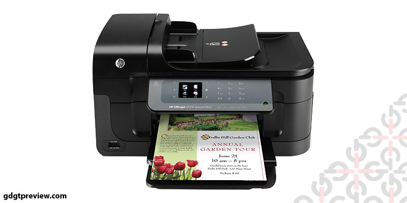 hp officejet 6500a owners manual
