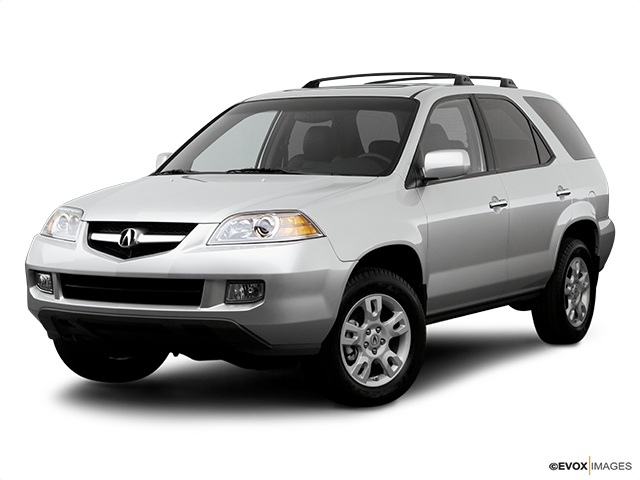 2006 acura mdx owners manual