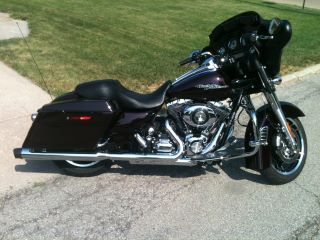 2011 street glide owners manual
