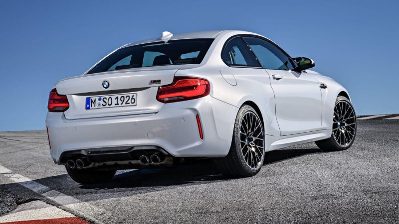 bmw m2 competition user manual