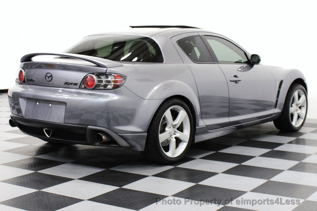 mazda rx 8 owners manual 2004
