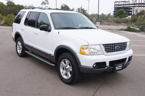 2003 ford explorer owners manual pdf