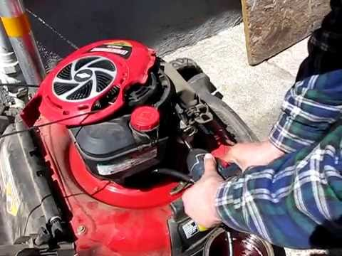 craftsman briggs and stratton 675 series owners manual
