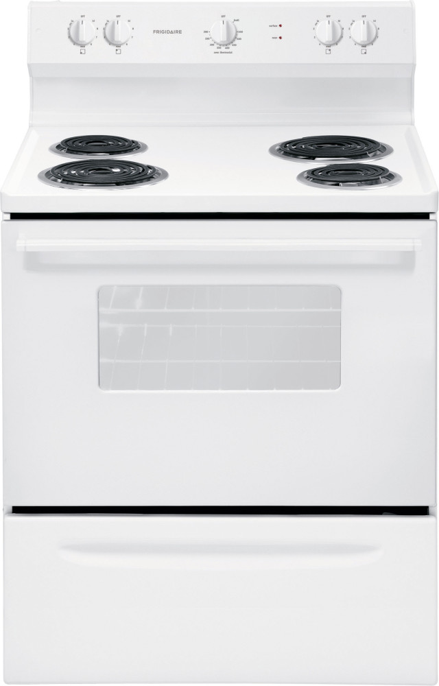 user manual for frigidaire self cleaning oven